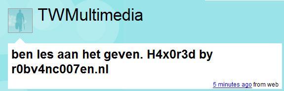 h4x0r3d by robvancooten.nl